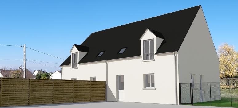 Maison Bléré